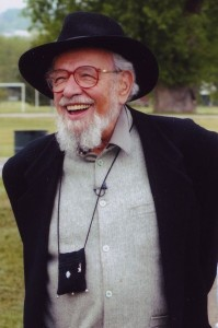 Rabbi Zalman Schachter-Shalomi in 2005. Schachter-Shalomi, a founder of the Jewish Renewal movement, died last month. (Photo: IZAK via Wikimedia Commons).